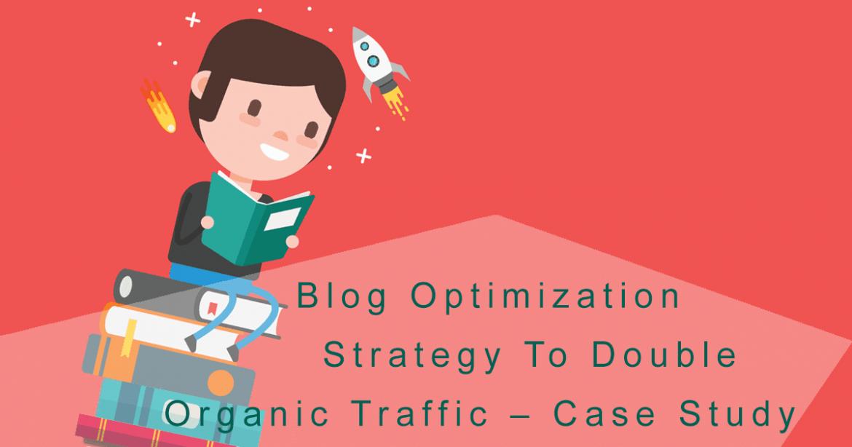 blog optimization strategy