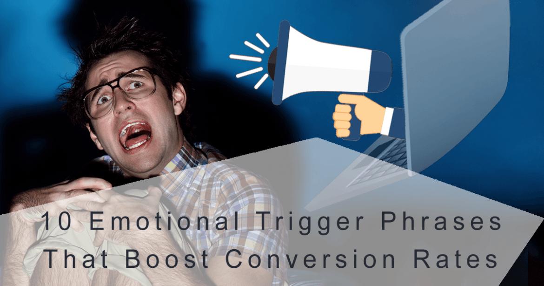 emotional trigger phrases
