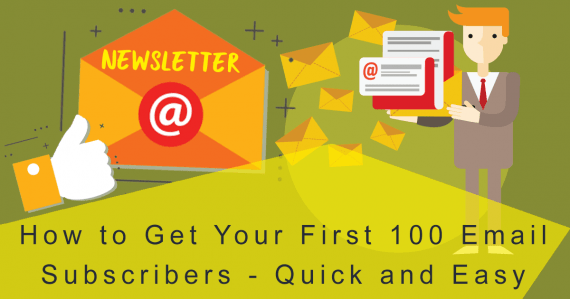 how to get email subscribers