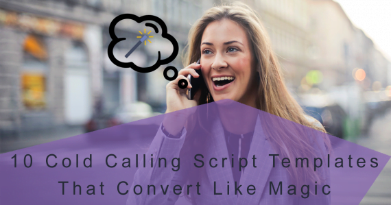 cold calling script featured