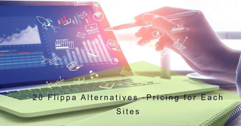 flippa alternatives