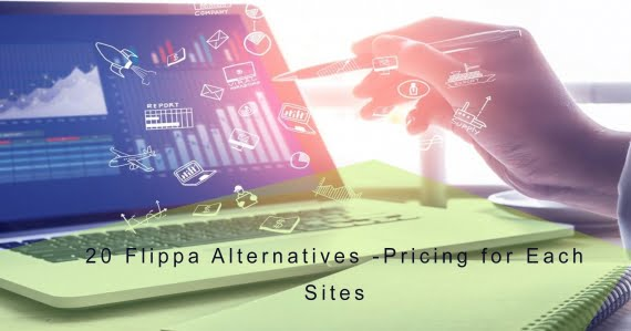 flippa alternatives