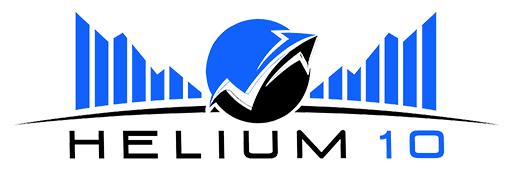 Helium 10 Review Logo