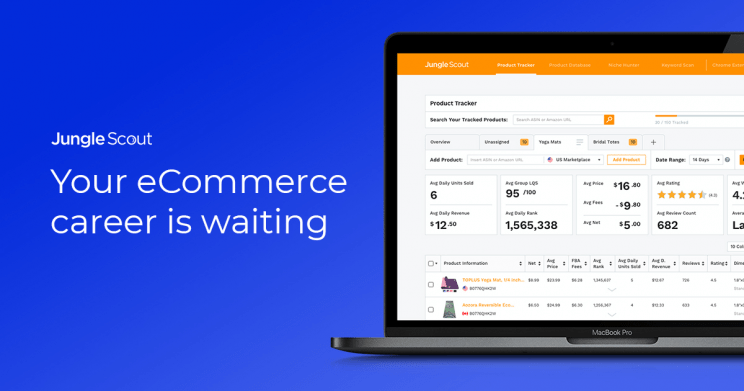 Ecommerce Career Jungle Scout