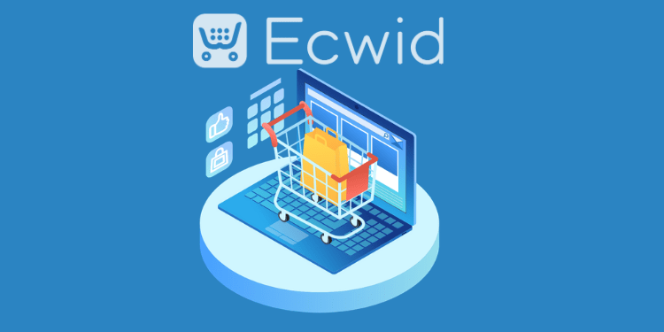 make ecommerce website with Ecwid