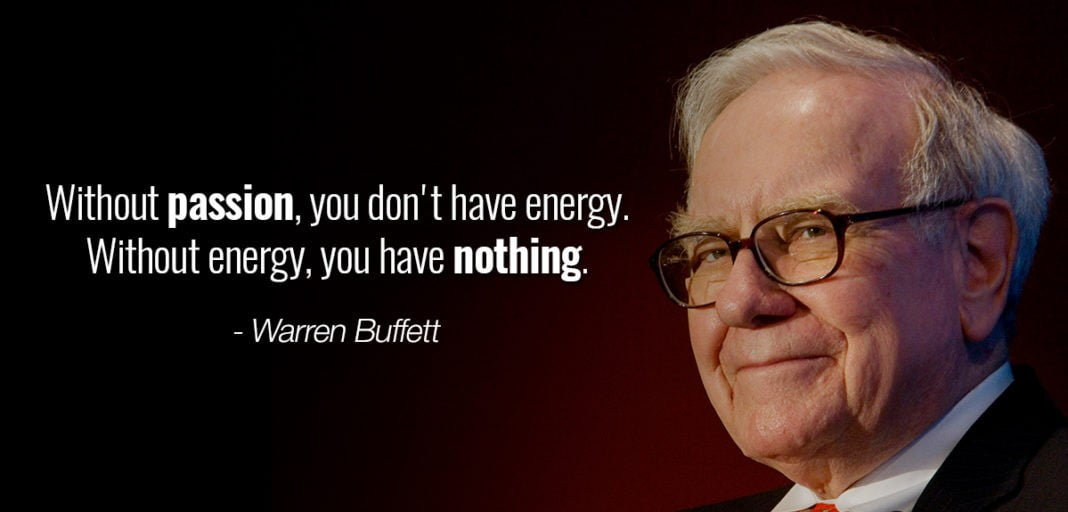 Warren Buffett Inspirational and Motivational Quotes