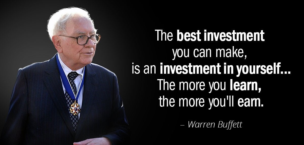 Warren Buffett Quotes on Leadership and Success 4
