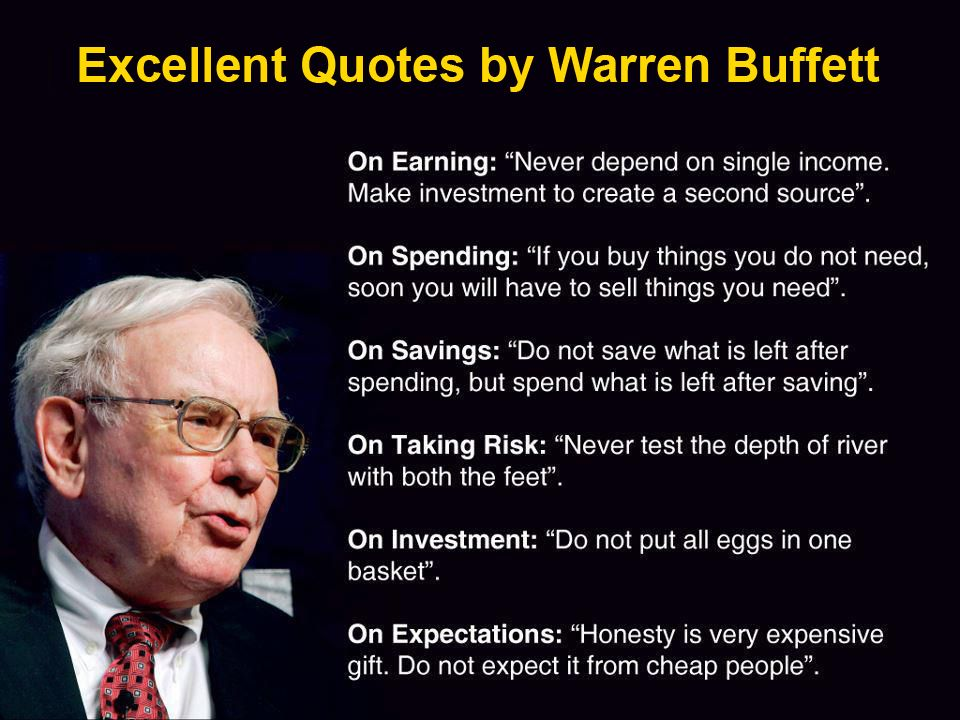 Warren Buffett Quotes on Stock Market 4