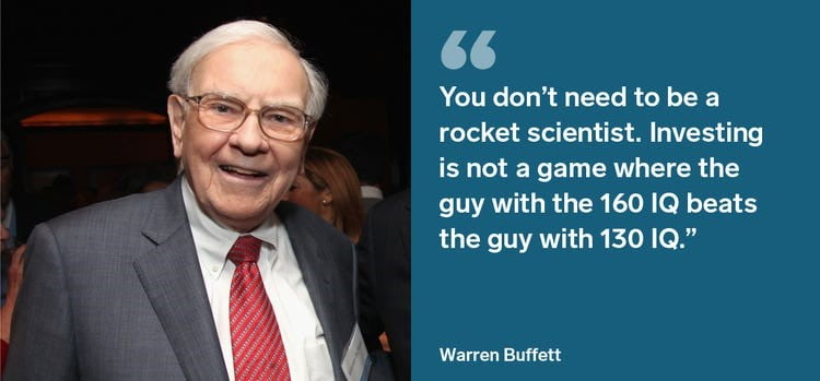 Warren Buffett Quotes on Stock Market