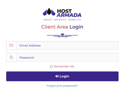 HostArmada's review on site's migration