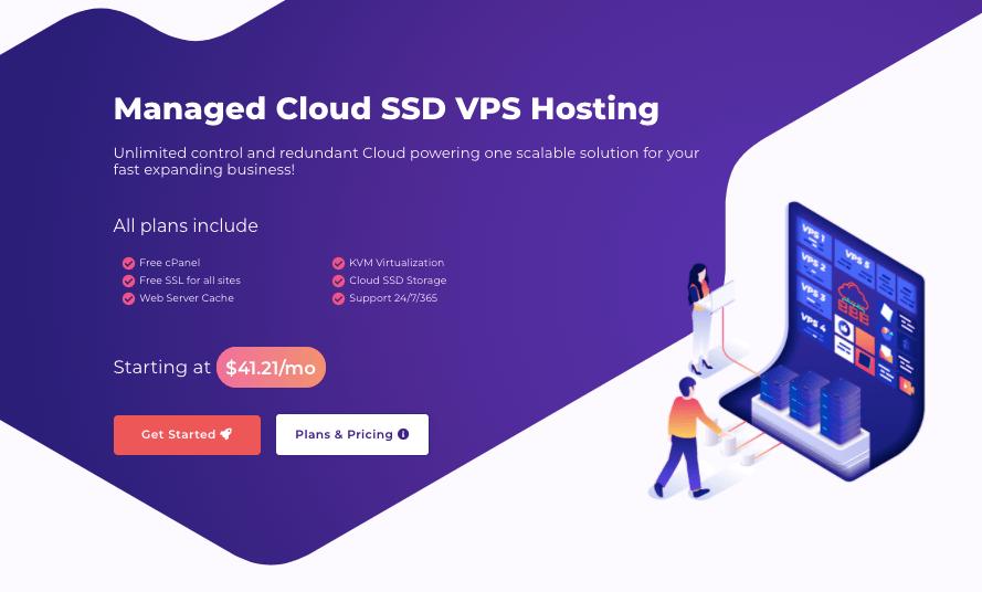 HostArmada Shared Cloud Hosting